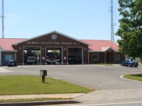 Murray County Fire Department Station 1