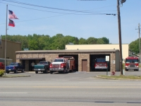 Murray County Fire Department Station 8
